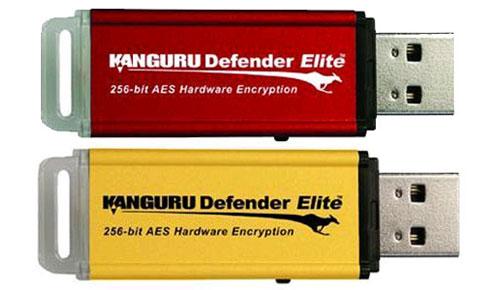 kanguru_defender_elite_usb_flash_drive_computer_gadgets_gadgets_yellow ...