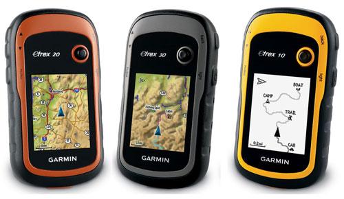 Garmin New eTrex Best Selling GPS Handheld, Got Better!