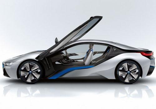BMW I8 Hybrid Sport Car Concept
