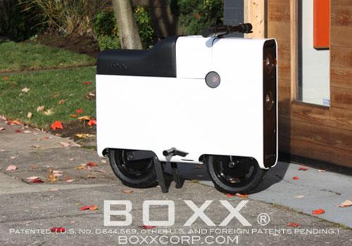 2012 Most Worst E Bike Boxx Electric Bike Dandy Gadget