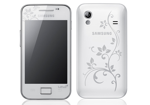 Mans pirmais mobilais telefons, vai kādi telefoni man ir bijuši - Page 2 Samsung_Galaxy_Ace_S5830_La_Fleur_Smartphone_Cute_Milk_White_Front_Rear_Center_Sexy_Duo_Dandy_Gadget_Cellphones