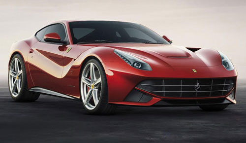 Ferrari Fberlinetta The Fastest Sports Car Dandy Gadget - Hot sports cars