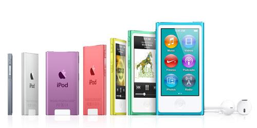 Does Apple iPod Nano Copy the Nokia Lumia 900's Design?