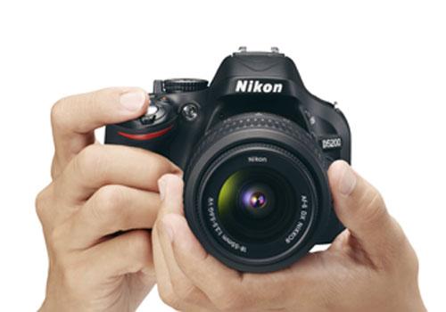 Nikon D5200 DSLR Camera, Need to Mark Your Christmas Moment?