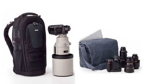 2012 Think Tank Photo Camera Bags, November Rain!