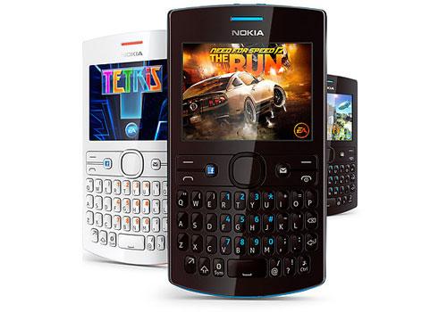 Nokia Asha 205 Dual SIM Smartphone, Lets Slam!