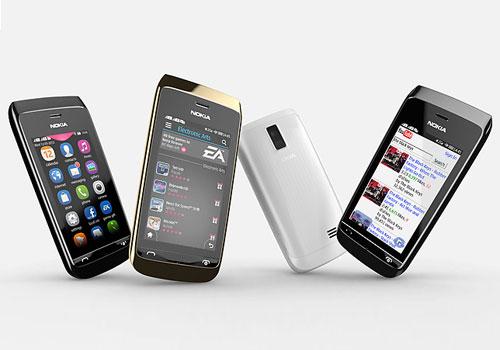 Nokia Asha 310, an affordable Wi-Fi Dual SIM smartphone!