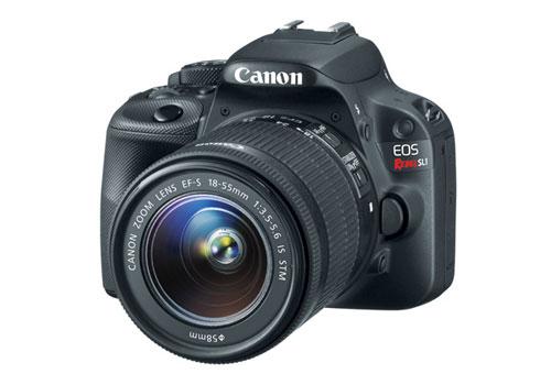 Canon-EOS-Rebel-SL1-front-left