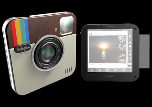Sneak Preview of Instagram's Polaroid Camera