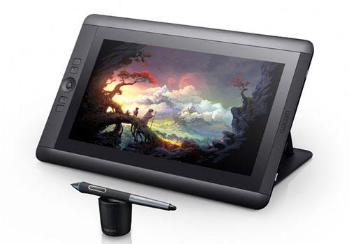 Wacom-Cintiq-13HD-tablet-pro-pen