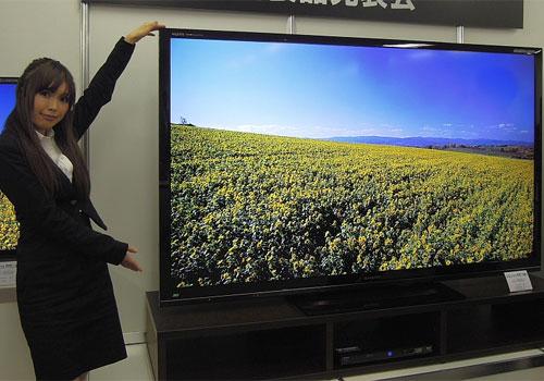 2013 Sharp AQUOS Quattron G series LCD TVs