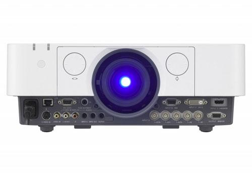 Sony VPL-FHZ55 laser projector – 2013 InfoComm