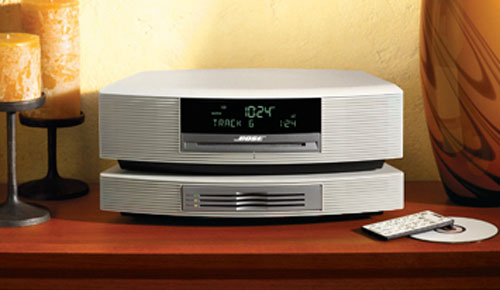 Simple Music System from Bose Japan, Wave Music System