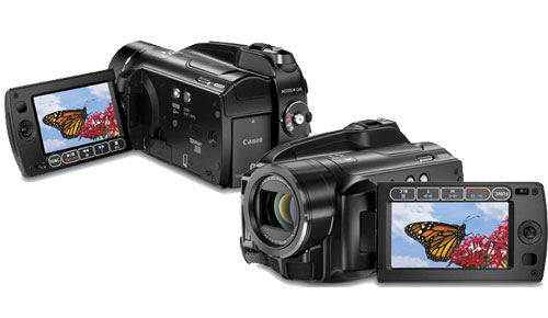 Canon_VIXIA_HG20_Full_HD_Camcorder_Elegant_Black_Open_Front_Sexy_Duo_Butterfly_Full_Body_Dandygadget_Digital_Cameras
