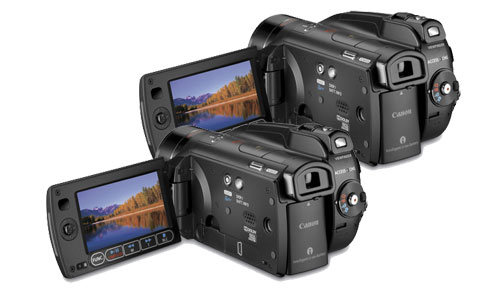 Canon_VIXIA_HG21_Full_HD_HDD_Camcorder_Elegant_Black_Back_Open_Duo_Sexy_Full_Body_Dandygadget_Digital_Cameras