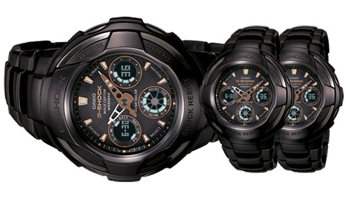 Casio G-Shock GW1800BRJ-1A Watch, New Rose Gold!