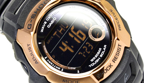 Casio G-Shock GW700BRJ-1A Watch, Digital Rose Gold!
