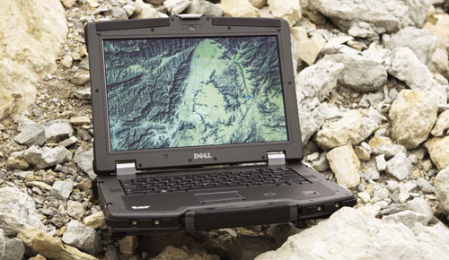 Dell Latitude E6400 XFR Rugged Laptop For Tough Environments | Dandy Gadget