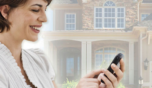 Secure Your Property Via Your Phone With Alarm.com Video