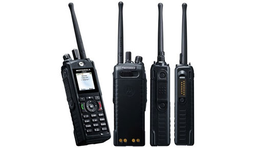 Motorola r765 and r765IS Two-Way Pager Radio