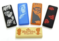 This Dandy Gadget: I am waiting the latest Naruto Shippuden Manga episode 446, luckily I found this Naruto Shippuden silicon jacket for iPod Shuffle from Rayout Japan. As you know, the Naruto Shippuden is talking about friendship between three person: Naruto, Sasuke, and Sakura. The story takes field at Konoha Village, […]