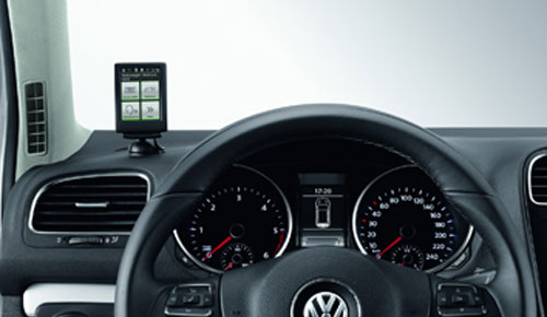 Volkswagen Original Bluetooth Touch Phone-Kit