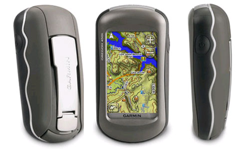 Garmin   Deals on Garmin Oregon 450t Handheld Gps Navigator  250 Shipped   Amazon
