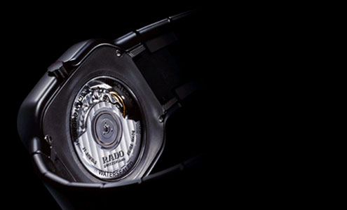 Rado r5.5 Automatic, Your Luxury Black Watch