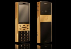 This Dandy Gadget: Mobiado, the Canada Company that known well as a luxury phone manufacturer unveiled its latest luxury smartphone, Classic 712GCB, which is designed in classic candy bar form factor as always. Most of its parts are painted by 24k gold and using large sapphire crystal plates. On the […]