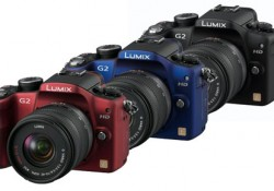 This Dandy Gadget: Along with LUMIX G10, Panasonic also revealed another DSLR camera, LUMIX DMC-G2, which designed in three colors option: black, red, and blue in slim and elegant looking. The DMC-G2 is containing same technologies as DMC-G10, 12.1 megapixel Live MOS sensor, Intellegent Resolution, Venus Engine HD II, Dust […]