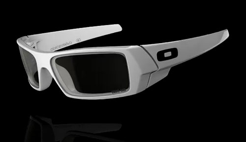 Oakley_3D_GASCAN_Stylish_Glasses_Natural_White_Front_Left_Dandy_Gadget_Home_Entertainments