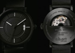 Life is simple, but it still need fashion. That what a.b.art tells us on its new limited edition watch. Lining in OA series, the new watches is decorated by black color in entire parts, only left white color on hour dial, minute dial, and quart hours indication. This new watch […]