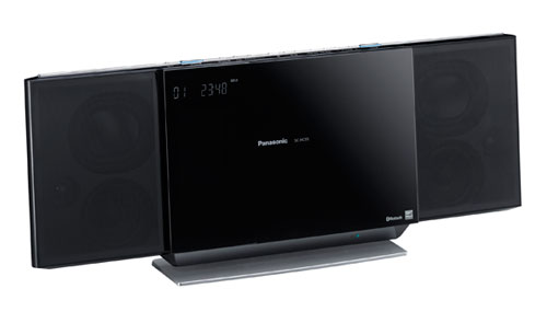 Panasonic SH-HC55 Compact CD Player With AM/FM Radio and Docking Station