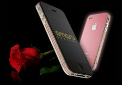 This is an ultimate Valentine gift 2011 from Amosu Couture, Swarovski iPhone 4. Do you remember last year Amosu also reveal iPhone 4 Diamond Spider? In fact, this is the first time Amosu unveiled iPhone 4 which is decorated by Swarovski in pink color. I am sure that the Pink […]