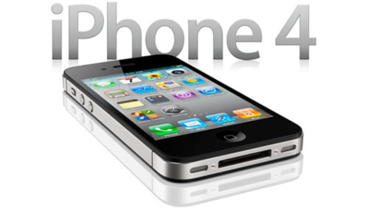 Apple iPhone 4 Smartphone is at Verizon Wireless Stores Now