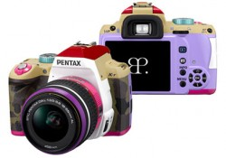 A new model in Pentax Kr, Pentax Kr Bonnie Pink. The camera is using 9 cheerful combination colors that is painted to every parts event to its lens. It's completely more interesting than the Kr 100 models. To strong the personal image of this gadget, this new camera is starting […]