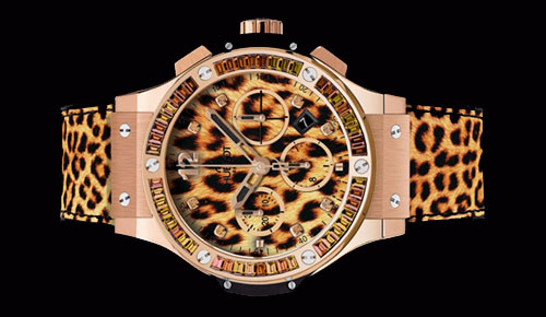 Hublot_Big_Bang_Leopard_Luxury_Lady_Watch_Front_Case_Timepiece_Gadgets