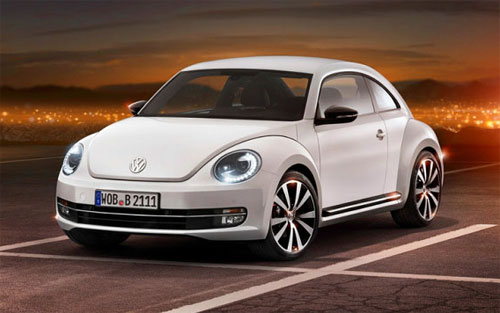 vw beetle 2012 colors. The new VW Beetle car comes