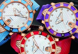 Do you ever see the roses garden at the sea? I don't, the sea roses might have colors like this new Ulysse Nardin watch, Lady Driver, : bright yellow, bold berry, soothing lavender and baby blue  (not sure). By the way, the new luxury watch is crafted in refined 40mm […]