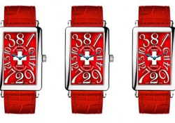 No more perfect than red color in describing something that out of mind such as: crazy, right? Franck Muller is challenging you, girl, how much crazy you are to dare to wear this unique timepiece, Totally Switzerland, the Crazy Hours Special Edition for ONLY WATCH 2011. Are you crazy enough, […]