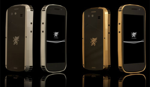 Mobiado Grand Touch GCB Luxury Smartphone, First Touch Phone!