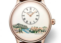 At glance the watch is displaying a far from being unique, right? Clean, simplicity, and elegance perhaps are your first seeing on Jaquet Droz Petite Heure Minute Monaco wristwatch for ONLY WATCH 2011 edition. I don't have any complaint about that opinion as I have it too. Did you know […]