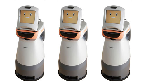 Panasonic_HOSPI_Rimo_Communication_Assistance_Robot_HRC_2011_Front_Right_Trio_Sexy_Dandy_Gadget_Technology