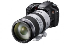 Like NEX-7, the new Sony Alpha A-mount lenses camera, SLT-A77, is bringing the Translucent Mirror technology with an integrated XGA OLED Tru-Finder and 24.3 MP Exmor APS HD CMOS sensor which enhanced by BIONZ image processor. The world's most! The new camera boasts the truly powerful autofocus system with 11 […]