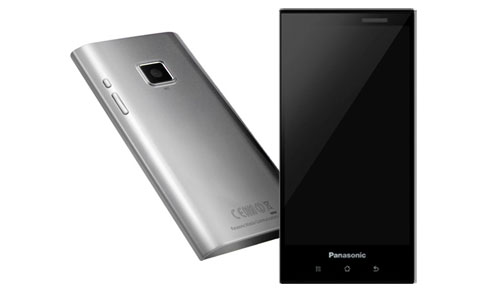 Here I Am, Sorry a Little Late, Said New Panasonic Smartphone