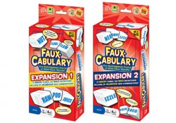 Having a long boring night is not what you want, right? Calling your friends to your home and having chit-chat with them could be a solution to ease your boring, more if you could create something fun in middle of the conversation, like playing this party game, Faux-Cabulary. Out of […]