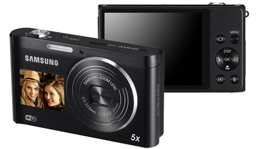 "Like what you have been waiting, Samsung will show you its latest dual-view compact camera at CES 2012. This new camera is having ""DV300F"" code name, tailored in stylish-elegant design in several colors option (the images is only black). Unlike other previous 2View cameras, this new camera is bringing a […]"