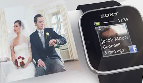 "Sony SmartWatch or Sony Ericsson SmartWatch or whatsoever you want to call this device, is one of Smart Extras devices at CES 2012, providing you with music player along with time and date (that what word ""watch"" used to be). It has same class as new Apple iPod Nano. Compared […]"