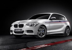 As the company said this new car, BMW Concept M135i, utilizes the dynamic design of the latest 1 series, I'm not so surprised that it looks so similar to the 2012 hatchback 1 series 3-door model. Of course, the company did their little trick to make this concept different. Compared […]