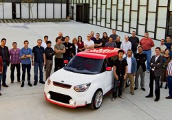 Finally, a new car based on Soul design had been revealed from the dream of the KIA's California design centre team, Track'Ster. The car seems really awesome in tough-aggressive front-rear face with milk white and inferno orange body as well as 14-inch Brembo discs plated on the front wheels. As […]